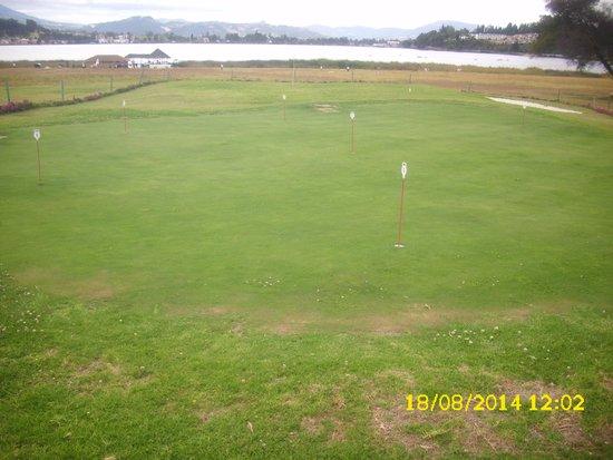 Paipa Hotel Centro de Convenciones Estelar: Para Golf.