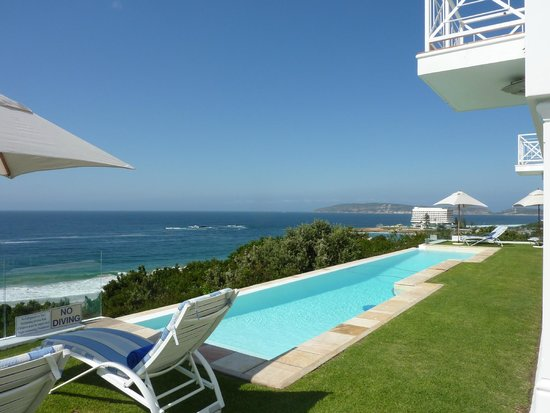The Plettenberg Hotel: Annexe pool