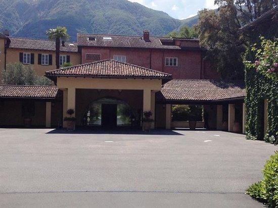 Castello del Sole Beach Resort & SPA: Eingang