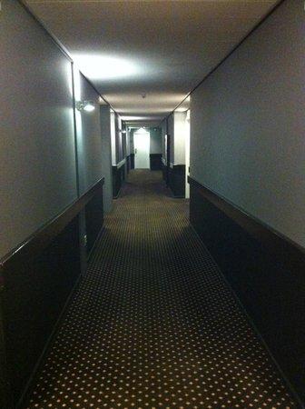 Hotel Breukelen: Corridor