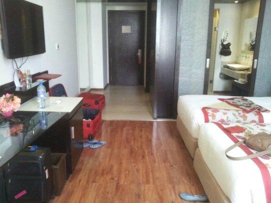 E Hotel: Room - 5th floor