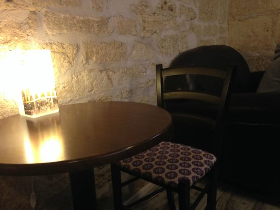 Fairview Coffee: Salle intérieure