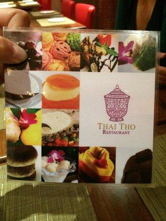 Thai Tho - Soho: Carta