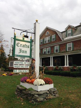 The Crafts Inn: Cafts Inn