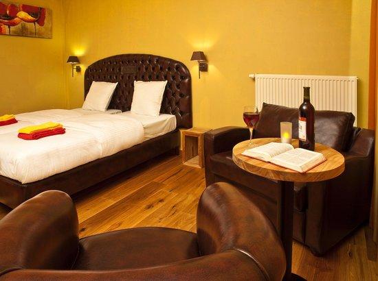 Country Lodge Hotel Moriaanshoofd: Deluxe Room