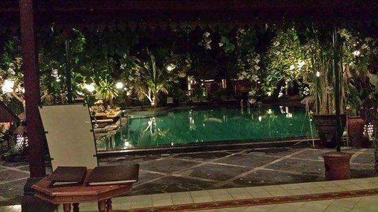Dusun Jogja Village Inn : Piscine