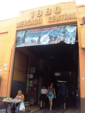 Mercado Nacional de Artesanías: Mercado Artesanal