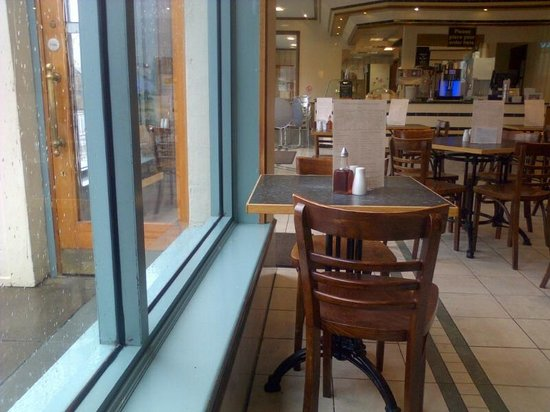 Valerio's Famous Fish &Chips: By the window