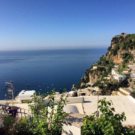 Ostello Brikette: Balcony View