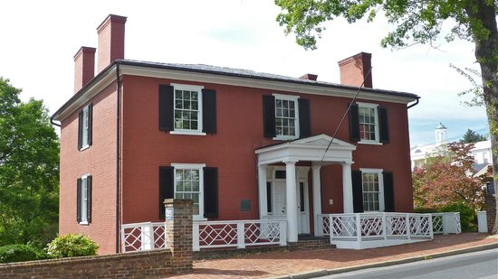 Woodrow Wilson Birthplace