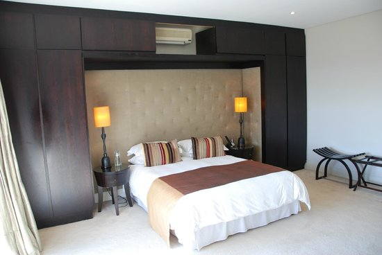 Atlantic House: großes Doppelbett