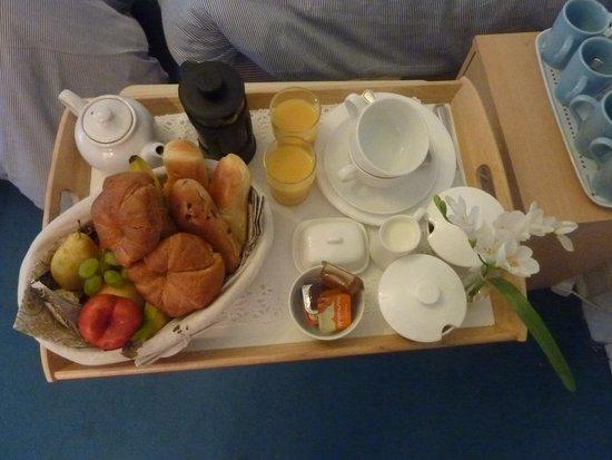 Inverlochy Villas : Breakfast