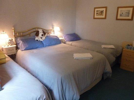 Inverlochy Villas : our Room