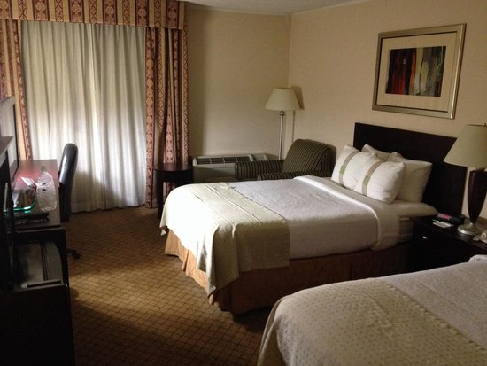 Holiday Inn Carteret - Rahway: Chambre double