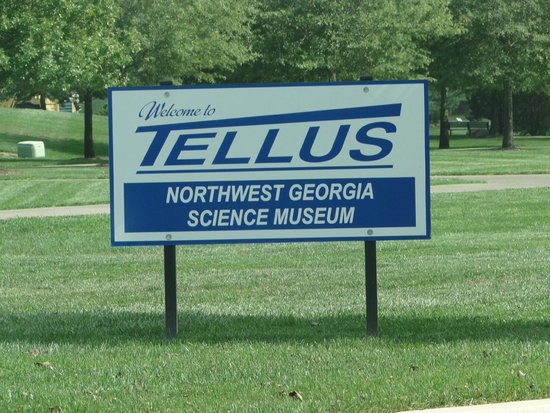 Tellus Science Museum : you're here