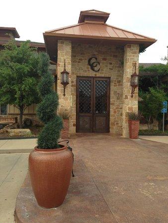 Copper Creek Restaurant : Entrance