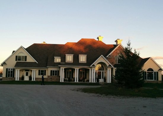 Stone Edge Estate Bed & Breakfast: Fantastic Bed and Breakfast