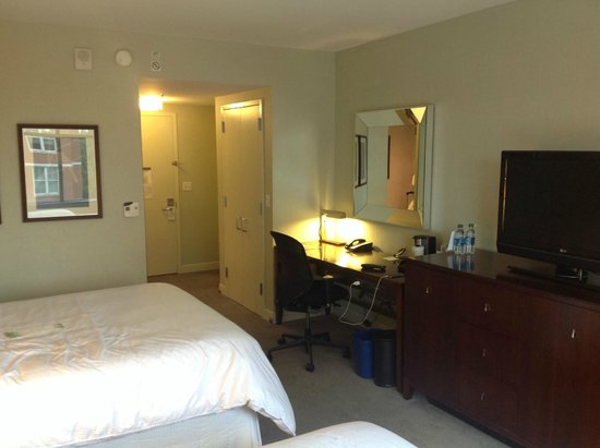 2 queen bed room picture of westin reston heights