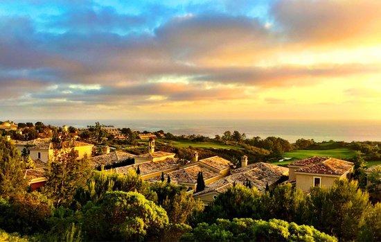 The Resort at Pelican Hill: South Villas views