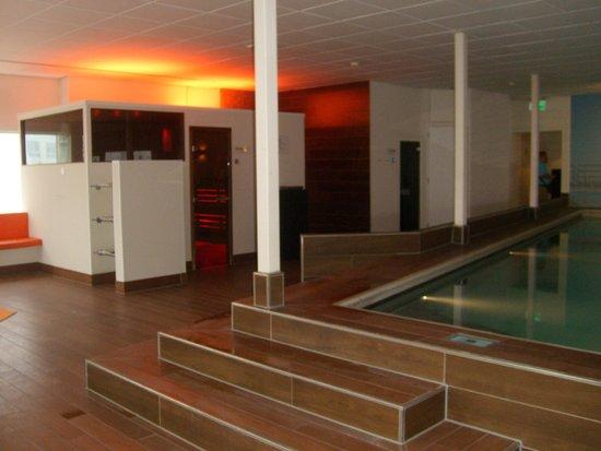 Inntel Hotels Rotterdam Centre: l'espace picine , sauna et hamman