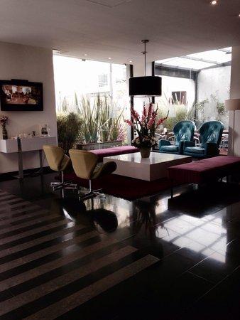Hotel bh Parque 93: Lobby