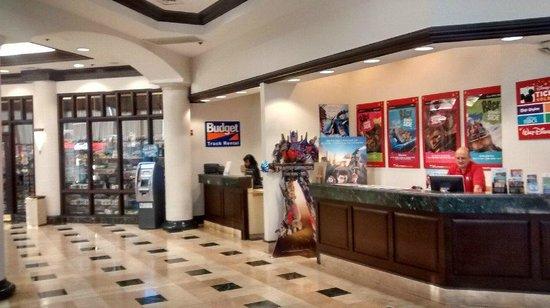 Park Inn by Radisson Resort & Conference Center Orlando: Venda de ingressos