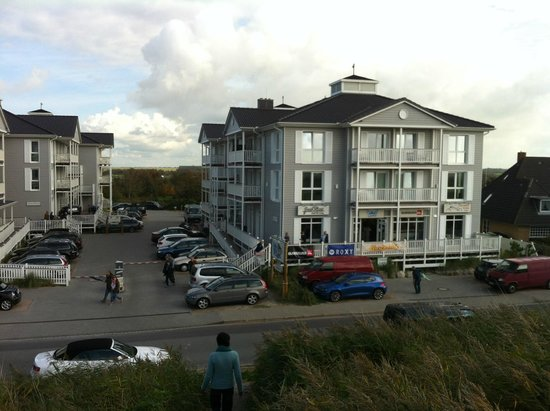 nebenhaus mit shop fahrradverleih mini kino game room picture of beach motel st peter