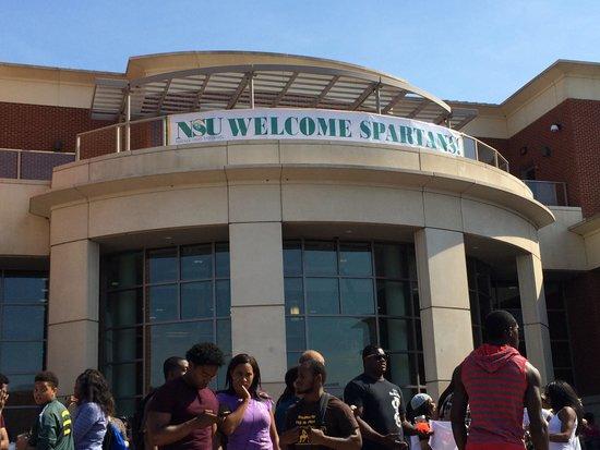Residence Inn Norfolk Airport: NSU Homecoming 2014