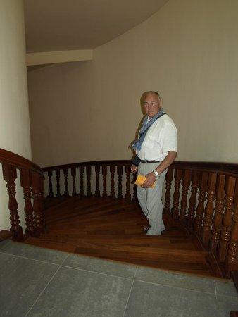 Lin Ratanak Angkor Hotel: statige trap
