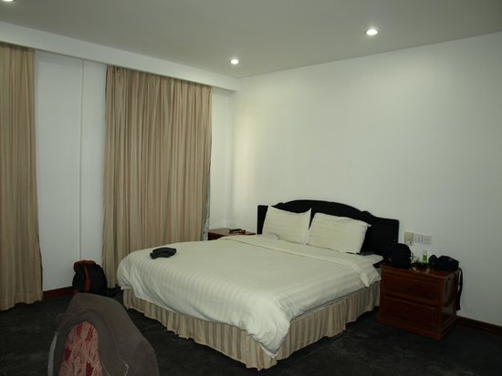 Lin Ratanak Angkor Hotel: lekker ontspannen in deze kamer