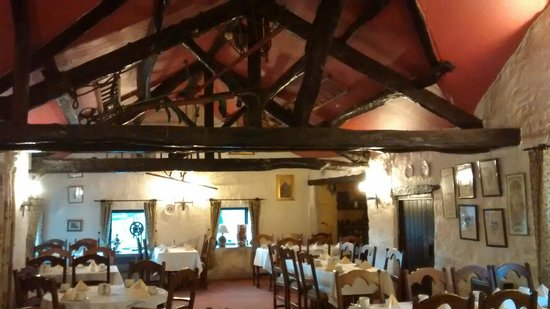 Crooklands Hotel: Dining/Function Room (Upstairs)