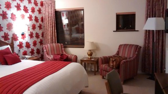 Crooklands Hotel: Double Room