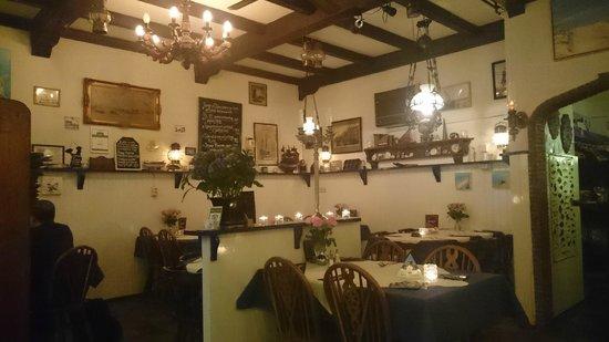 Oud Zandvoortsch Vischrestaurant De Meerpaal: Restaurant De Meerpal
