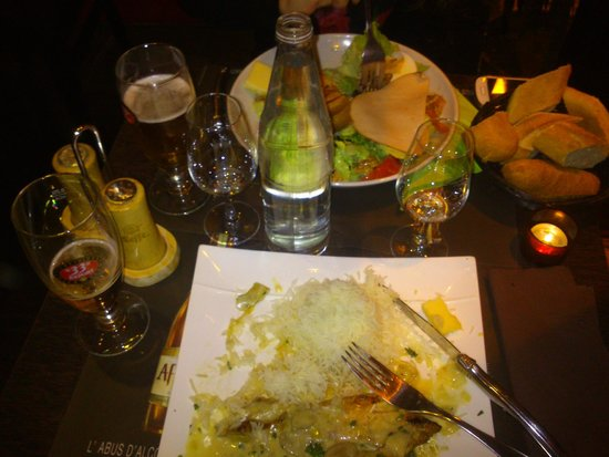 Cafe Hotel de l'Avenir : good food