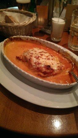 Preysinggarten: Lasagne Al Forno.....wirklich Gut!