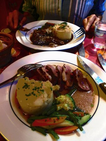 L'EPICE AND LOVE: main course