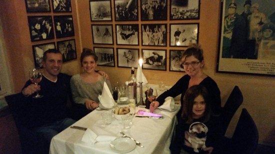 Il Ristorante Fellini : Compleanno di lindamaria