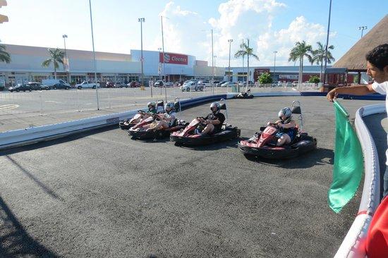 Racing Dakart Riviera Maya : Ready to race