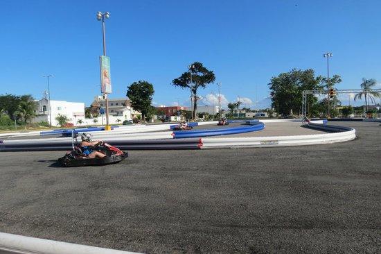 Racing Dakart Riviera Maya : Someof the track
