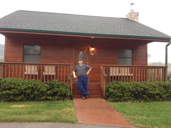 Berry Springs Lodge: Blackberry suite