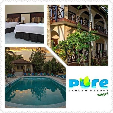 Captivating Pure Garden Resort: Pure Garden Logo