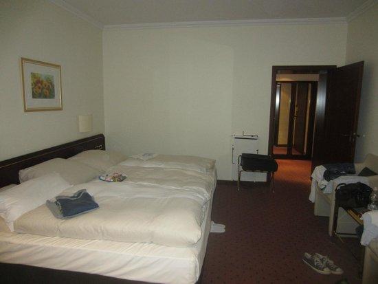 Günnewig Hotel Esplanade: room