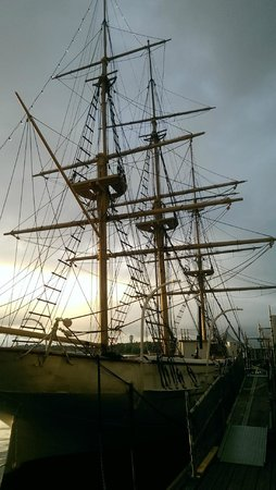 Marine Museum Karlskrona: Sagolika skepp