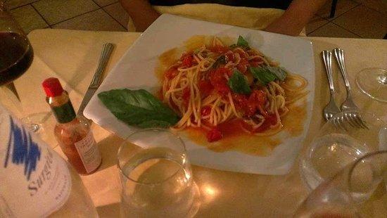 'O Sole Mio: Spaghetti