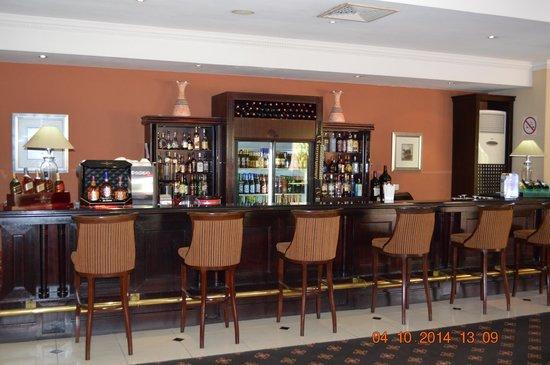 Oakwood Park Hotel: Bar