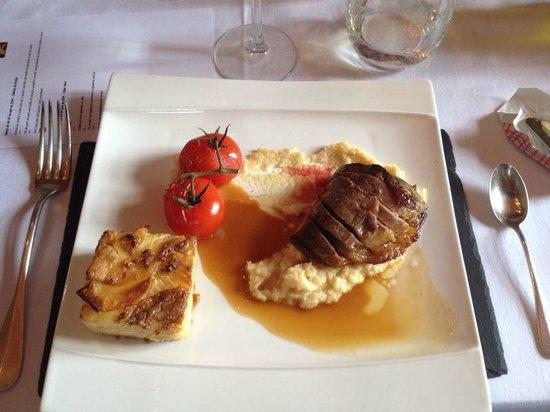 Restaurant du Chateau de Brelidy : Sabor e charme