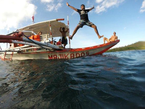 Majika's Island Resort: Weeee!!