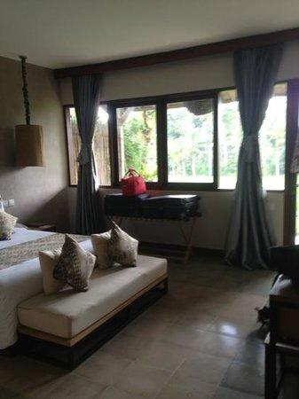 Mathis Retreat : camera con patio