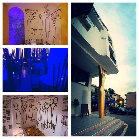 Hotel-Museum Atelier sul Mare: Collage