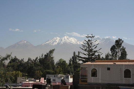 Casa Andina Classic Arequipa : Misti